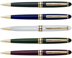 Metal And Wood Pens